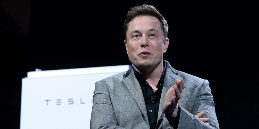 Илон Маск. Tesla