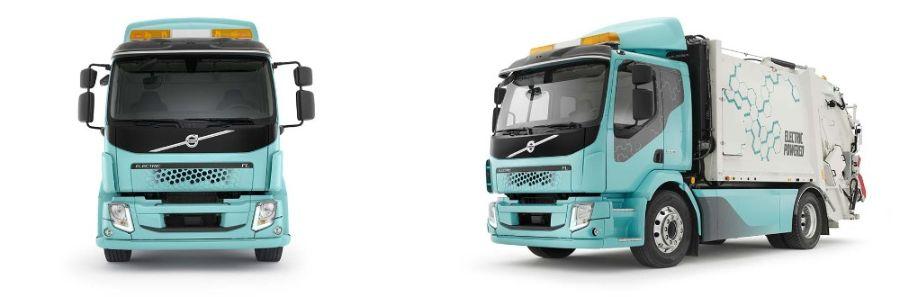 Volvo FL Electric.