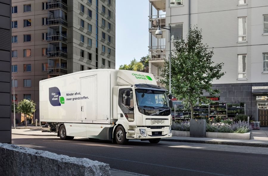 Volvo FL Electric. Экология