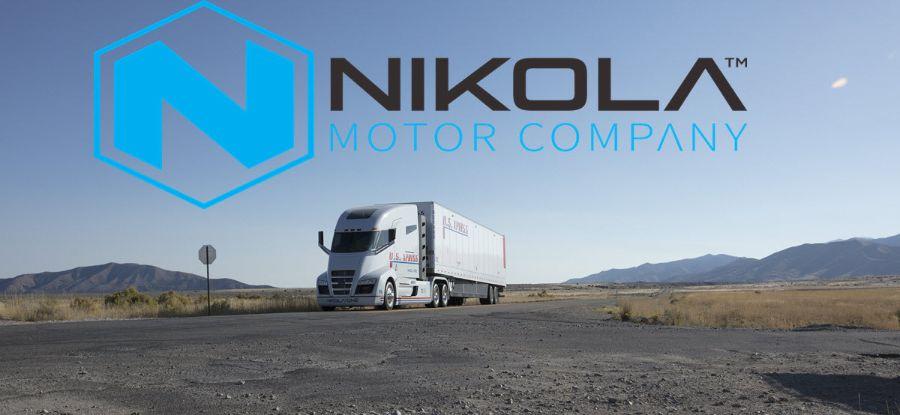 Логотип, Nikola Motor