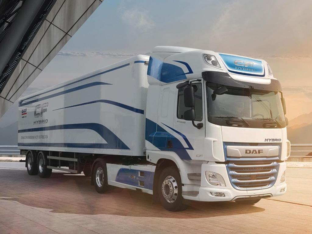 DAF LF Hybrid — eltruck.ru