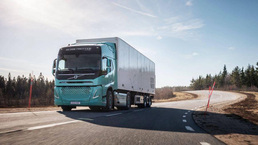 Volvo FE Electric — eltruck.ru