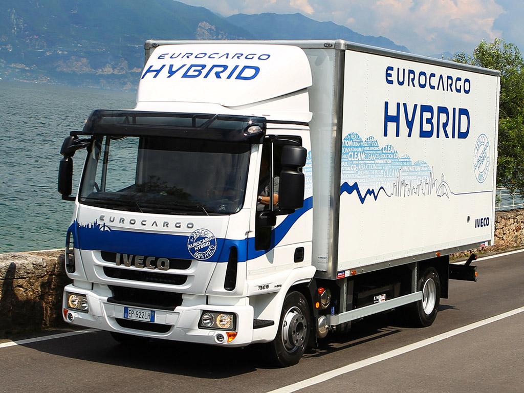 Iveco Eurocargo Hybrid — eltruck.ru
