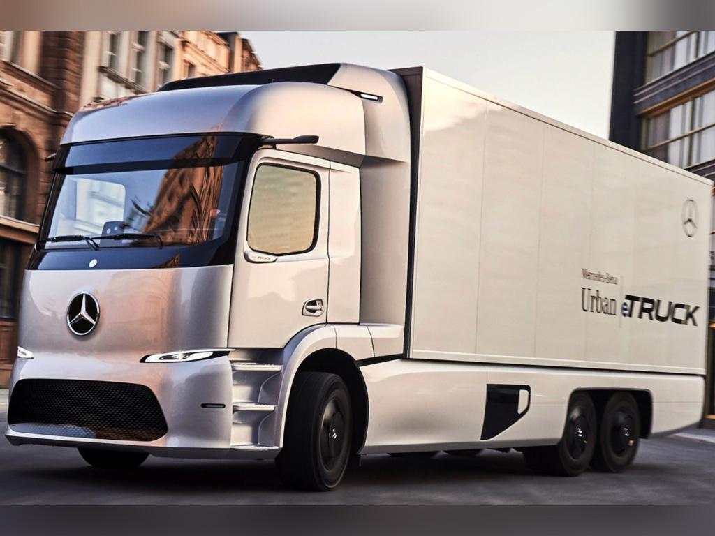 Mercedes-Benz Urban eTruck — eltruck.ru