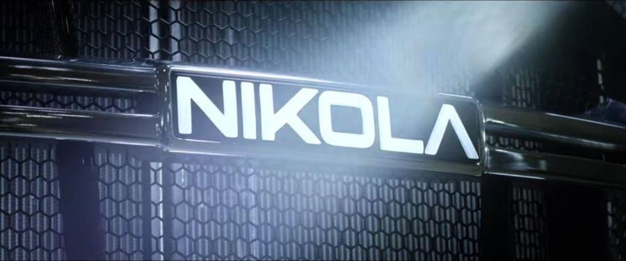 Nikola Motor. реклама