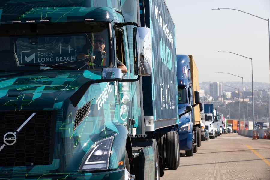 VNR Electric, экологические грузовики