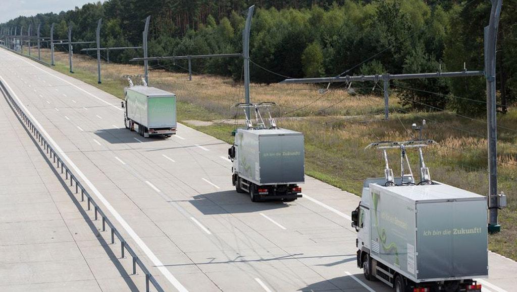 Проект eHighway от Siemens