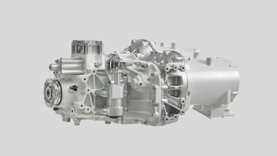 VNR Electric, двигатель, трансмиссия