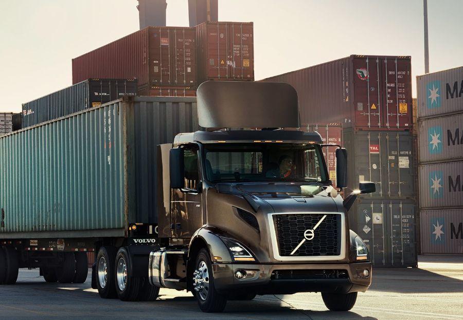 Дизельный грузовик VNR