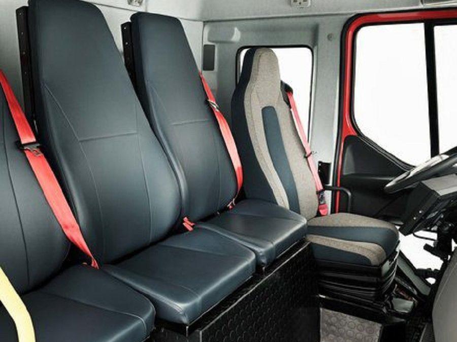 Низкопольная кабина Volvo FE Electric